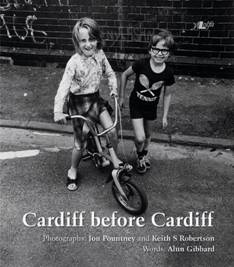 Cardiff Before Cardiff book cover jon pountney