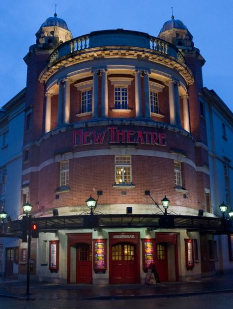 New Theatre by Tom Beardshaw
