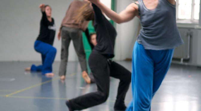 """Dancing in Cardiff"" – Jo"