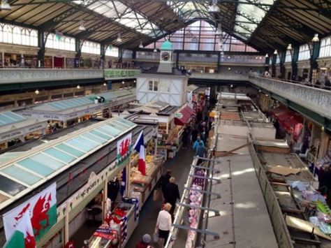 cardiff indoor market by jeremy rees