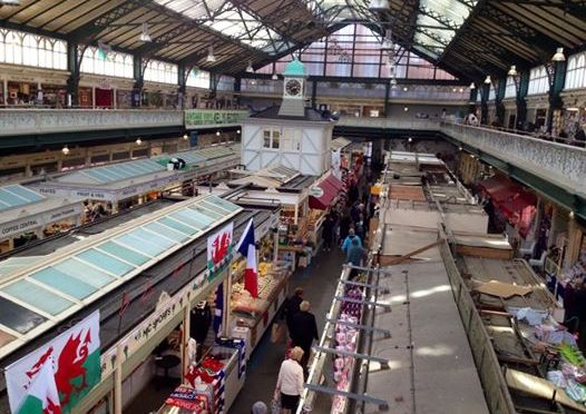 Cardiff Indoor Market – the Christmas gift buying challenge!