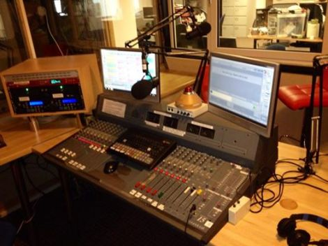 radio cardiff by jeremy rees