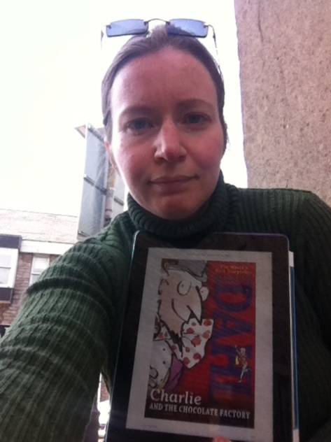Roald Dahl quest by Katie Hamer