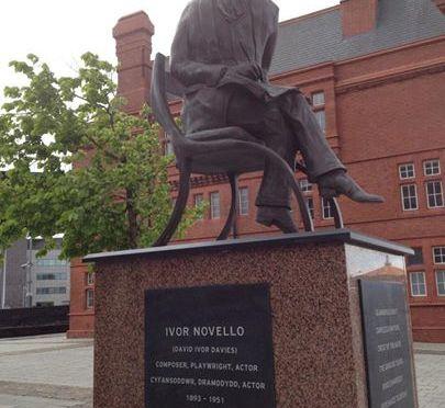 100 days in Cardiff – Ivor Novello