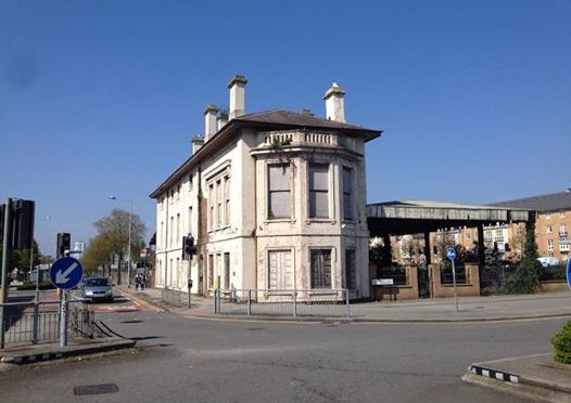 100 days in Cardiff – Bute Street Station