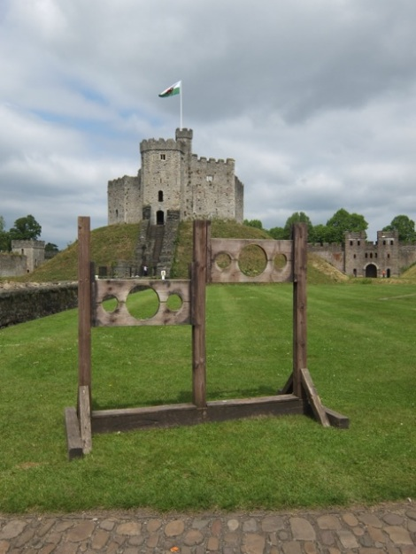 cardiff castle by katie hamer 09