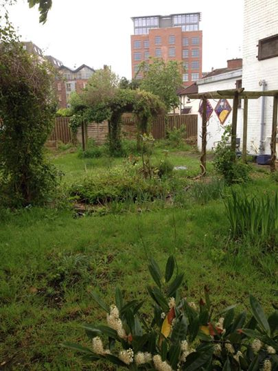 slipper baths gardens