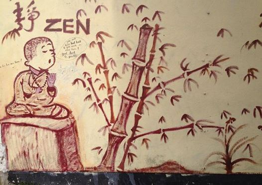 100 days in Cardiff – the art of zen