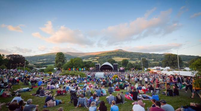 NoFit State Circus and National Theatre of Wales announced for Green Man 2014