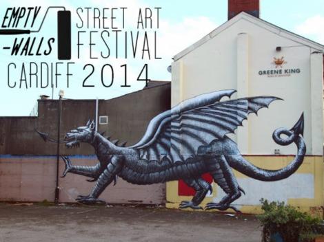 empty walls street art festival 2014