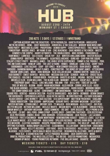 HUB Festival 2014