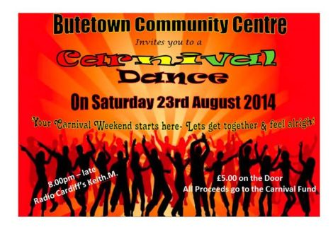 butetown carnival dance