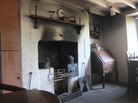 The 1855 interior