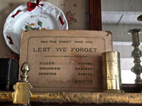 """Lest We Forget"""