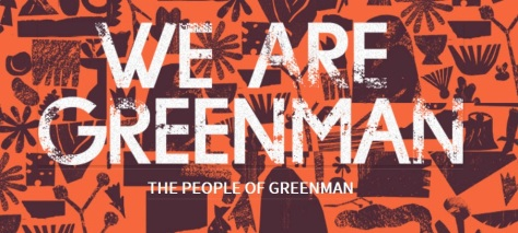 we are green man