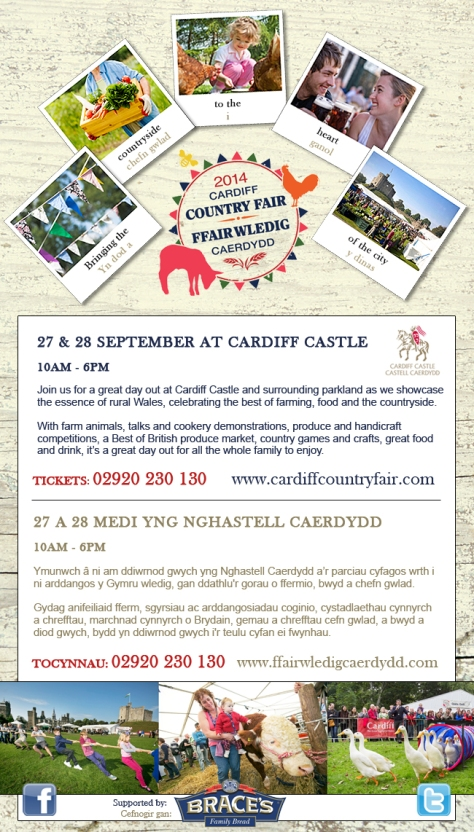 Cardiff Country Fair 2014