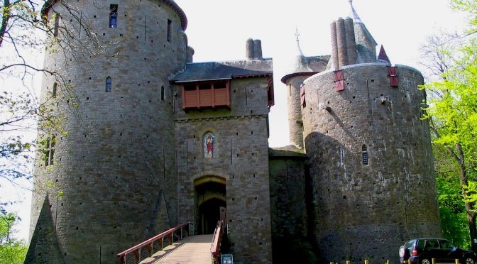 A fairytale castle in a magical city – a first timer's visit to Castle Coch