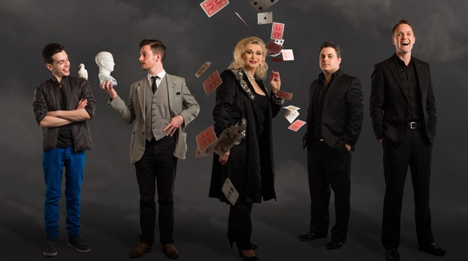 COMPETITION: Win tickets for Champions of Magic, St David's Hall 24 September