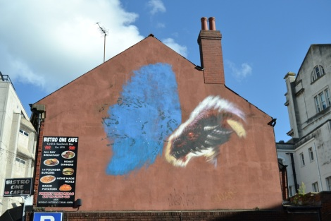 Dale Grimshaw empty walls 2014