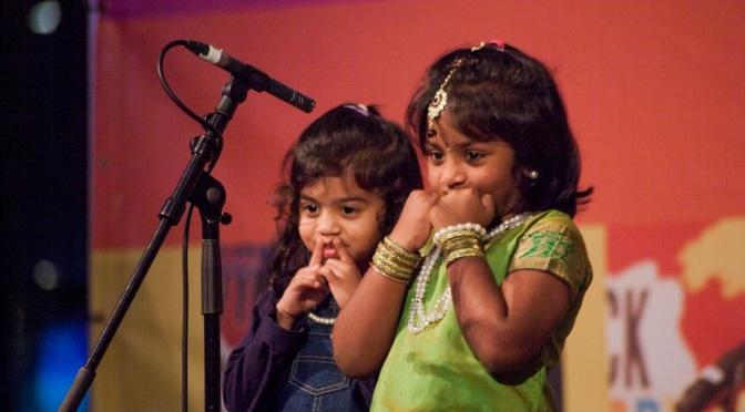Celebrating Diwali at the Wales Millennium Centre