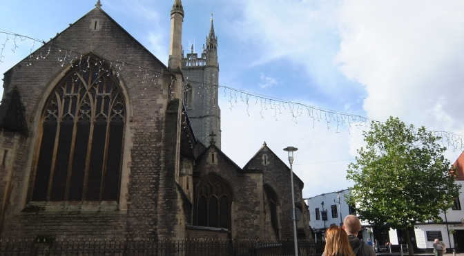 Cardiff A-Z: J is for St. John the Baptist Church