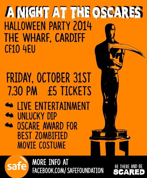 SAFE Foundation Halloween 2014