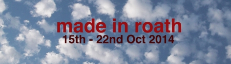 made in roath banner 2014