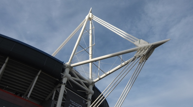 A-Z of Cardiff: M is for the Millennium Stadium…