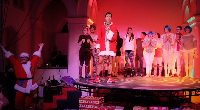 Mary Bijou's Nut Cracking Christmas Cabaret – Review