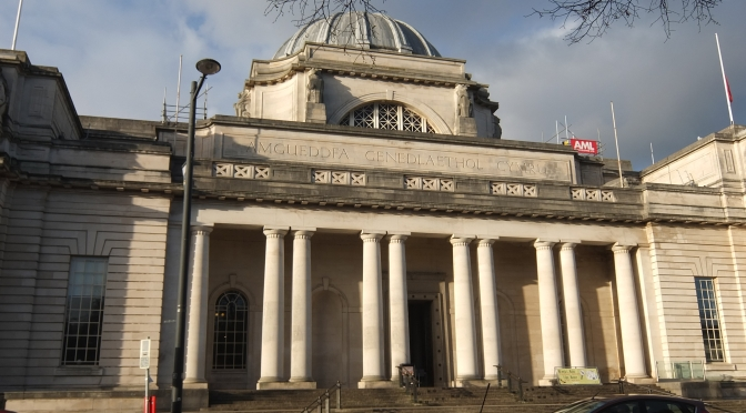 Cardiff A-Z: N is for the National Museum, Cardiff