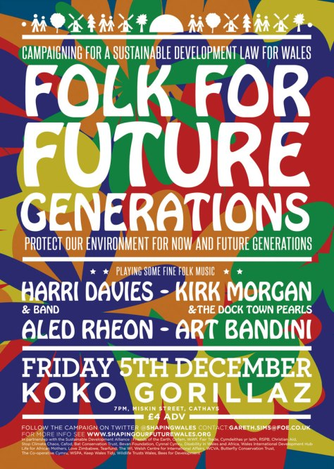 Folk for future generations
