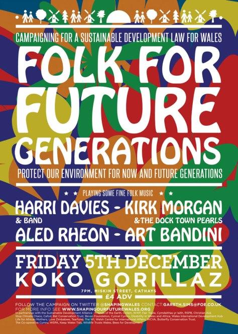Folk for future generations