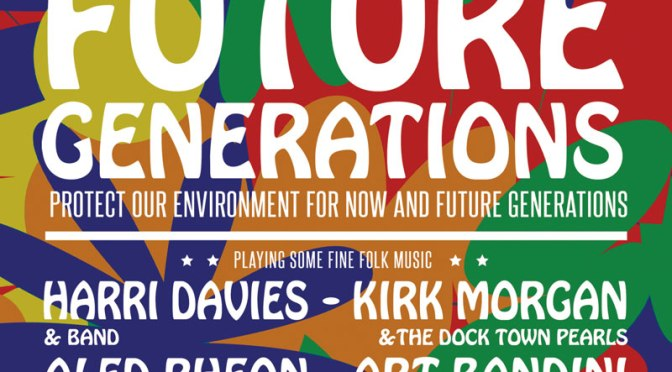 Get your folk on for future generations!