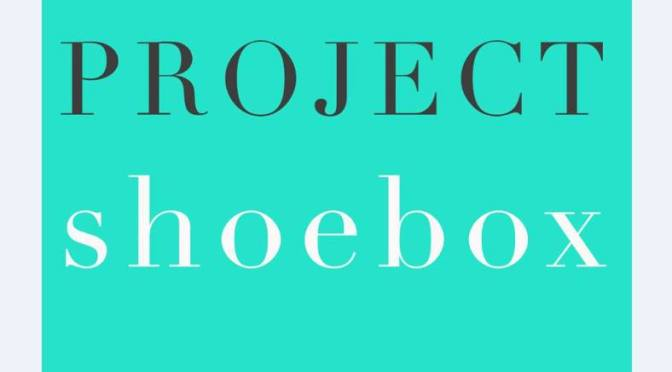 Help women in Cardiff refuges – donate unwanted toiletries for Project Shoebox