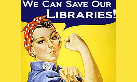 Save Cardiff's Libraries