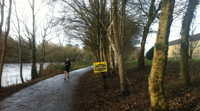 Cardiff A-Z: P is for parkrun