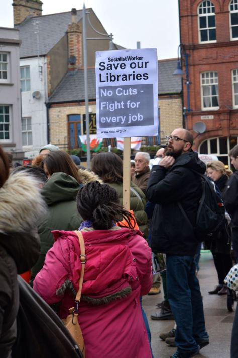 Save Cardiff's Library Service