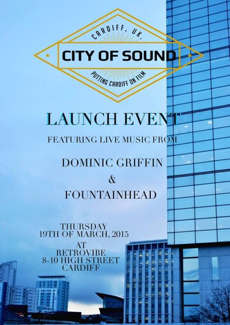 City of Sound launch event