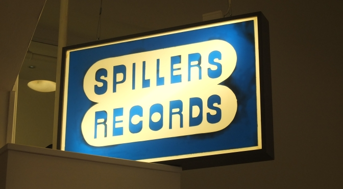 S is for Specialists in Vinyl. Part One: Spillers Records