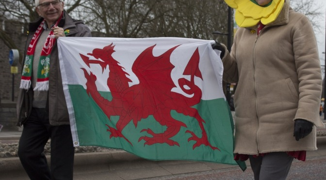St David's Day Parade – Cardiff, 2015 – photoblog by Peppe Iovino