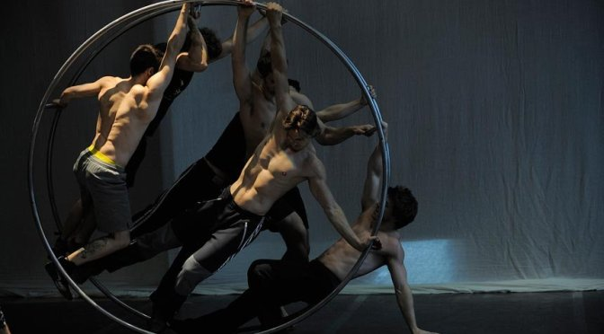 Cirkopolis at the Millennium Centre: fast, funny, sexy and unmissable