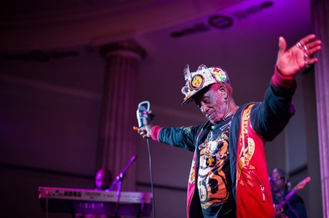 Lee Scratch Perry - Portland House