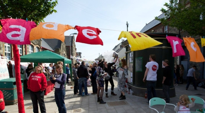 Made In Spring, Roath arts festival: 2-3 May, 2015