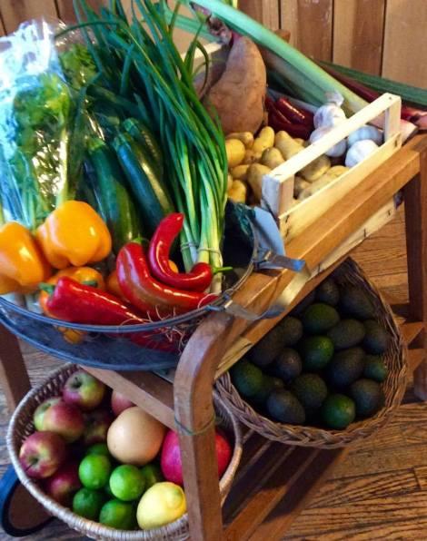 penylan pantry veg delivery