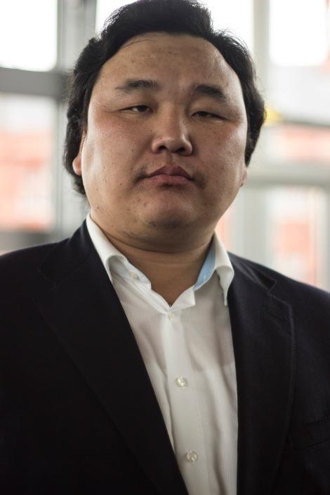 Amartuvshin Enkhbat - Mongolia