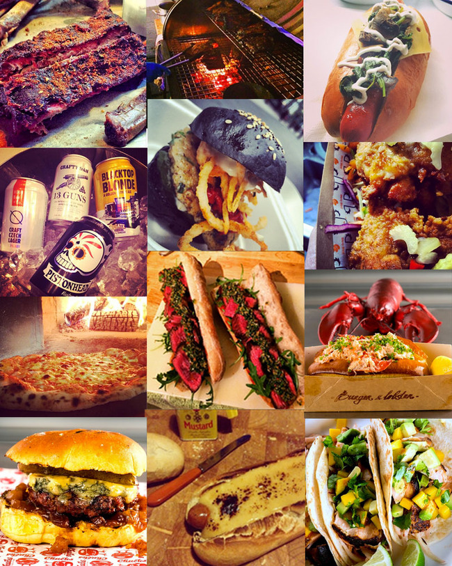 Its The Finale Of Street Food Circus This Weekend We Are Cardiff