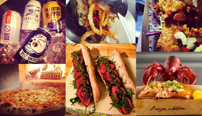 It's the finale of Street Food Circus this weekend!