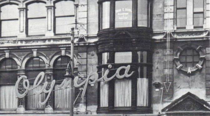 Cardiff cinemas long gone: Olympia / ABC