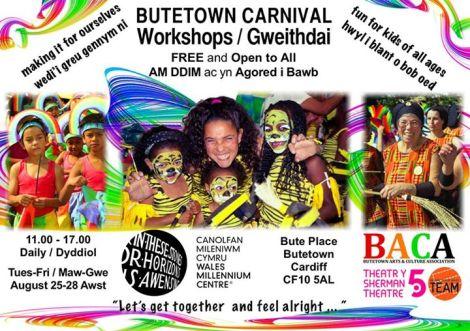 butetown carnival