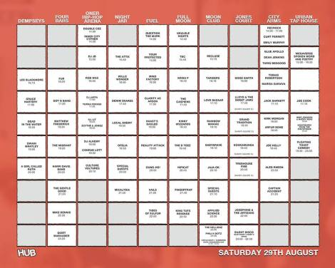 HUBfestival2015timetable